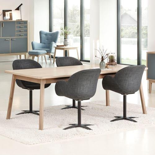 CASØ 700 diningtable designed by Steffensen & Würtz