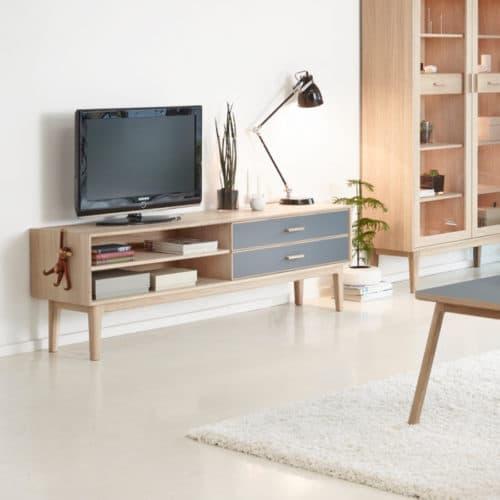 CASØ 700 media furniture designed by Steffensen & Würtz