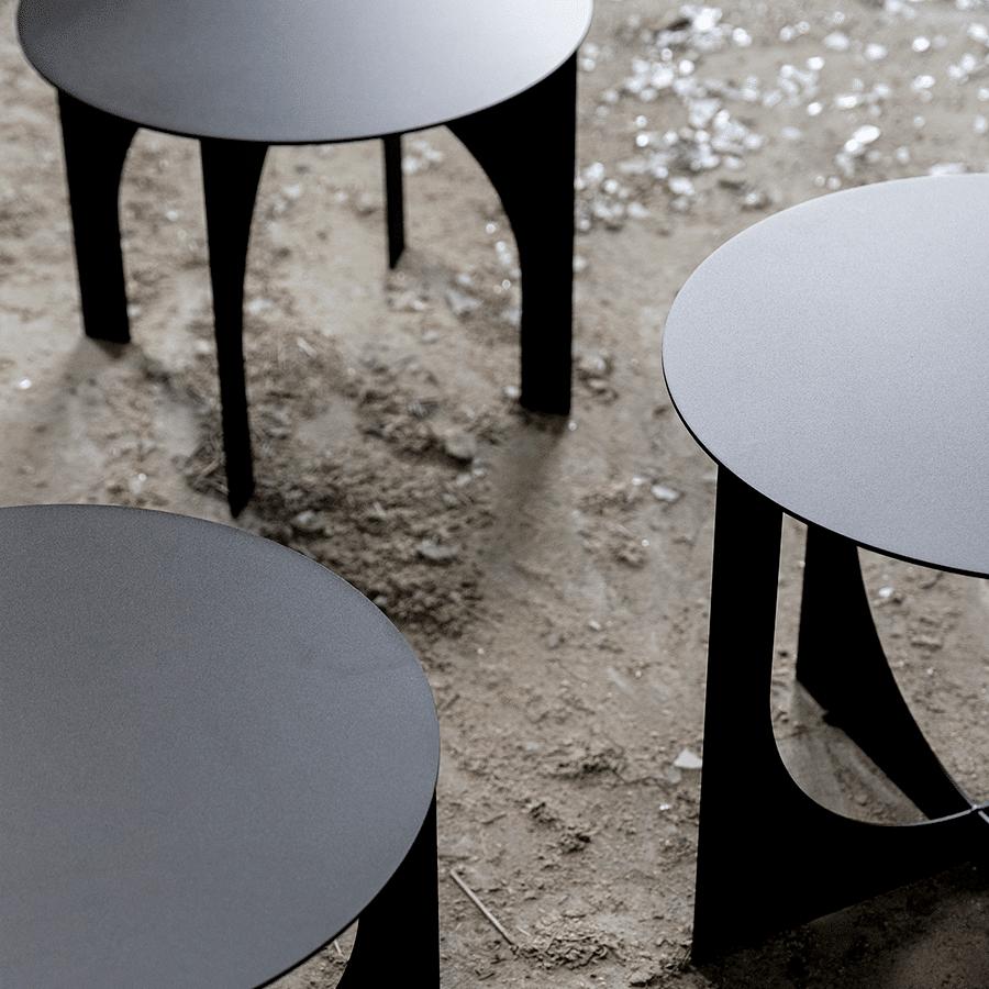Inverse table / Bent Hansen / Steffensen & Würtz